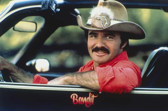 Burt Reynolds dies at the age of 82 on 06.09.2018