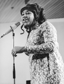 Aretha Louise Franklin